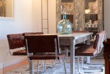 Dinning rooms / by Florencia Secco