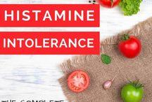 histaminova intolerancia