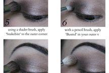 Make up/ hair