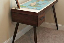 Furniture to Find at a Garage Sale / by Tammy Williams