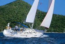 Sailboats for charter