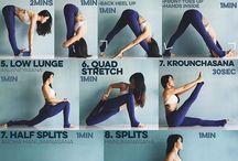 yoga strec