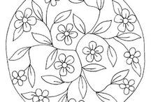 Mandala e decorazioni stampabili
