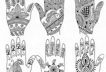 TATTOOS : HENNA DESIGN / by Creative Consciousness