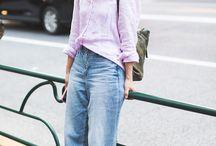Street fashion | Peony Magazine / Street fashion photos taken for Peony Magazine