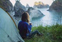 Поход, красивые фото. Trekking, hike. beautiful photos.