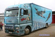 Trucks - MAN Trucks