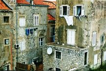 Old Town of Dubrovnik / A place with a history, a story to tell - a home for many - a place to dwell / by Angela Dinan