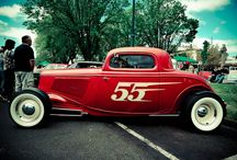 Sweet cars and rods