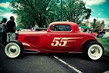 Hot Rod & Drug Racer / Hot Rod, Funny Car