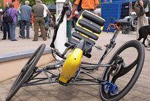 Trike Bike Recumbent