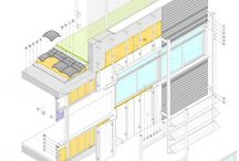 Architecture - Detail drawings