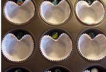 Leivonta niksejä / Tips for baking