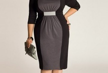 Plus size clothing - Fall/Winter 2012 / Clothing available this fall/winter for curvy ladies / by Krista S