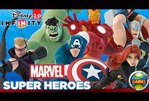Disney Infinity - Vídeos