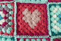 Woolly Hugs / The beautiful squares and blankets on this board have been made by a community of Mumsnetters wanting to show their love and support to fellow Mumsnetters and their families facing heartbreaking and devastating loss. The blankets have come to be known as Woolly Hugs / by Mumsnet