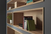 Shelving idea's