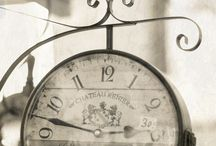 Часы Clock Watch / Часы Clock Watch