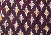 Indian Kalamkari Fabrics - Fair Trade Products / Wonderful Kalamkari cotton fabrics, made by an indian fair trade organisation. Handmade products, vegetalble dyes, supporting women in Indian.