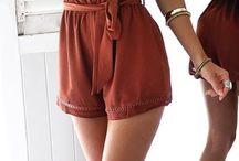 Summer Fashion & inspiration / Fashion ready for sunshine & sea!