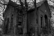 Abandoned Places Inspiration