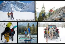 # My Fontana Moment / Share your #FontanaMoment. Fontana customers and fans using their Fontana gear on adventures from the every-day to the extraordinary! Upload a Pin from one of your own adventures using your Fontana gear, tag the pin with #MyFontanaMoment, tell us what gear you are using and a bit about your adventure, be entered to win a $50 Fontana gift card! (Each picture constitutes one entry, we will draw one winner per month. Contest is running on all Fontana's social media.)