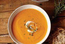 Supm - Suppe - Soups / Alles mit Suppe - Fleisch, Gemüse, Fisch - All about soups