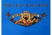 Tattoo Book Library / Some of the finest books by, on, and about the history of tattoo artists and the art form its self