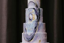 Inspiration - Marbled Cakes