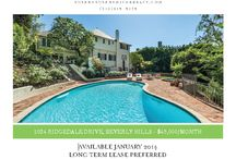 Luxury Homes Sold 2014 / Luxury homes in LA and Beverly Hills sold by Susan Smith http://www.susansmithrealty.com