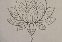 Rygg tattoo