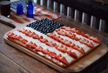 THE 4TH & PROUD TO BE AMERICAN / by Louise Foley