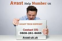 Avast Support Number UK 0800-029-4639