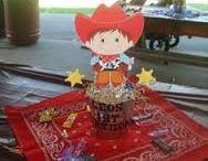 fiesta infantil rancho