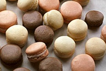 Macarons / by Kindra Hayes
