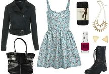 PLL inspired outfits / by Jasmine Shireman