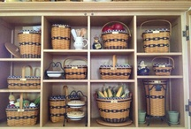 miniature baskets,crates and boxes