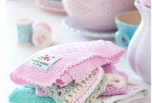 ♡ pannenlap haken / crochet potholders