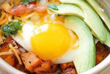 Healthy-ish Breakfast