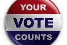 Elections / Your Vote Counts, Use It!