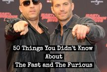 My fast and furious obsession