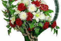 coșuri florale