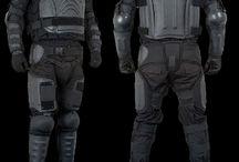 Body Armor Protection