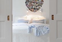 bedroom / minimal, lots of natural light for breakfast in bed, clutterless, calming, a place to take refuge and recharge