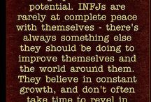 INFJ / by Denice Susen