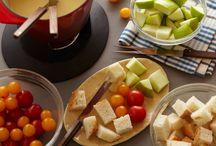 Fondue / Comfort food