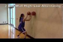 Basketball handling & play