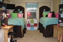 College dorms / by Patty Polk