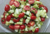 Sauces, Soups & Salads / by C Romero