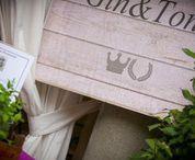SEÑALÍTICA Anita & Co / Siempre acorde con estilo de nuestras bodas y personalizada en cada una